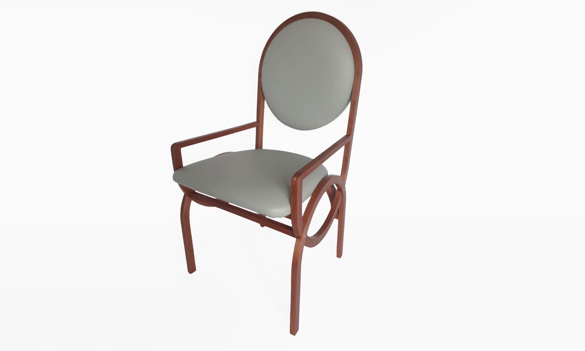 image of bespoke handcrafted rondeur chair furniture