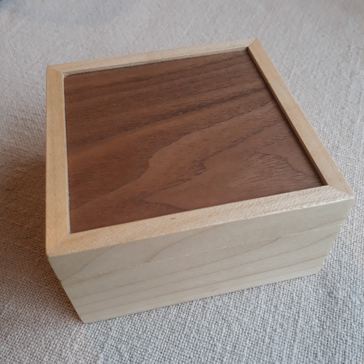image of bespoke handcrafted decorative box